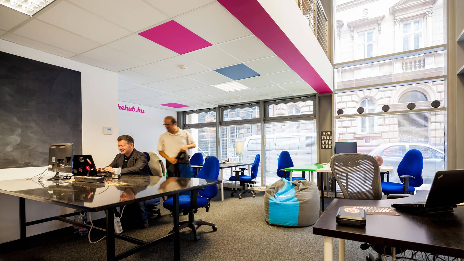 Melyik a legjobb coworking iroda Budapesten?